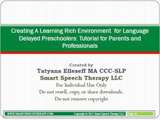 About | Smart Speech Therapy